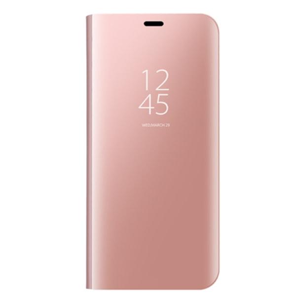 Samsung Galaxy Note 9 - Elegant Effektfullt Fodral Leman Svart