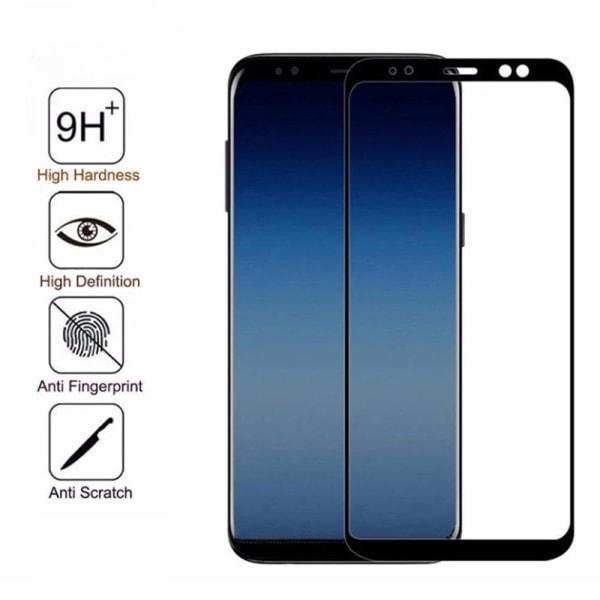 ProGuard | 3D | Skärmskydd | Galaxy A7 2018 | HD-Clear Svart