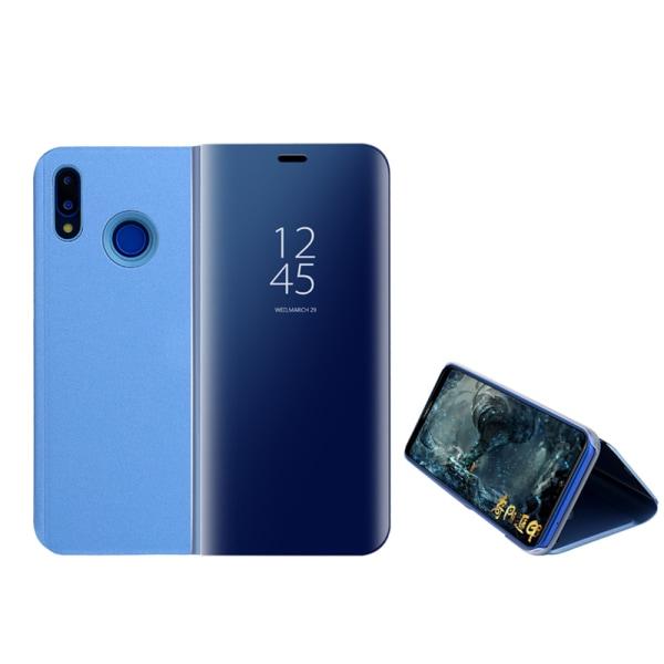 Stilsäkert Skyddande Fodral (Leman) - Huawei P Smart 2019 Himmelsblå
