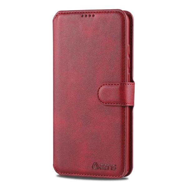 Samsung Galaxy A20E - Plånboksfodral Svart