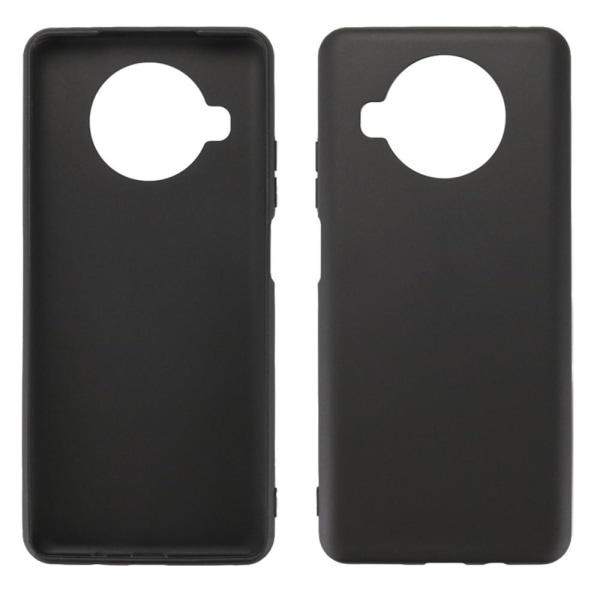 Stilrent Mattbehandlat Skal - Xiaomi Mi 10T Lite Svart