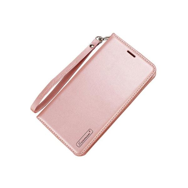 T-Casual - Smidigt Fodral med Plånbok till iPhone 7 Plus Svart
