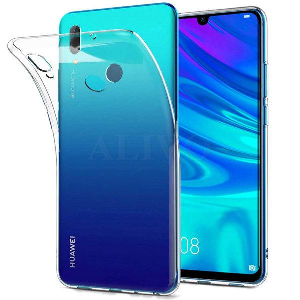 Silikonskal - Huawei Y6 2019 Transparent/Genomskinlig