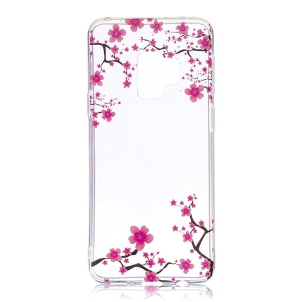 Samsung Galaxy S9 - Kirsikankukka #3 Pink