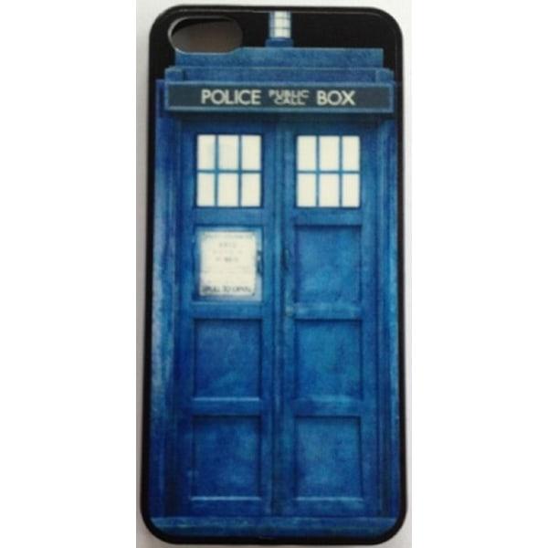 iPhone 5/5S -  Doctor Who - Tardis Blå