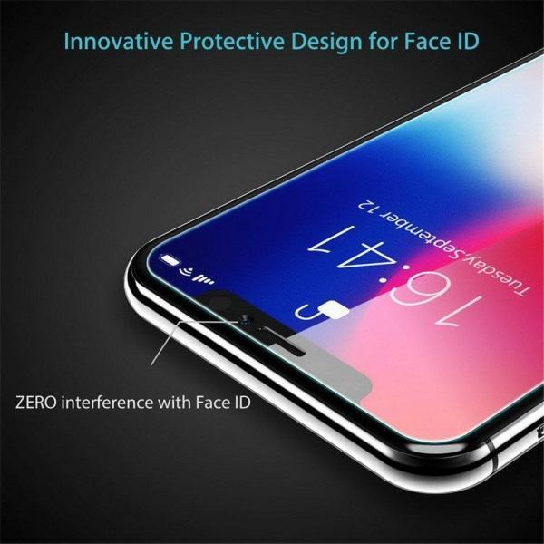 3-Pack - iPhone 11 Extra Stark Härdat Glas Skärmskydd