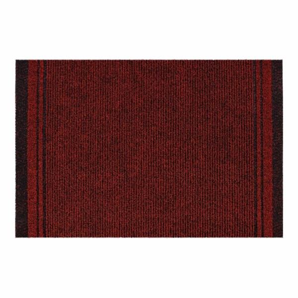 D-sign Matta 1D1433 Röd Red 80x1000 cm