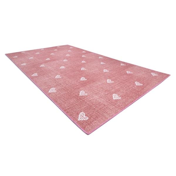 Exklusiv d-sign Matta 1D1416 Rosa Pink 200x300