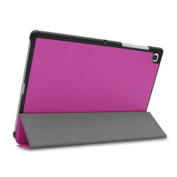 """Tri-fold Fodral för Samsung Galaxy Tab S5e 10.5"""" - Lila"""