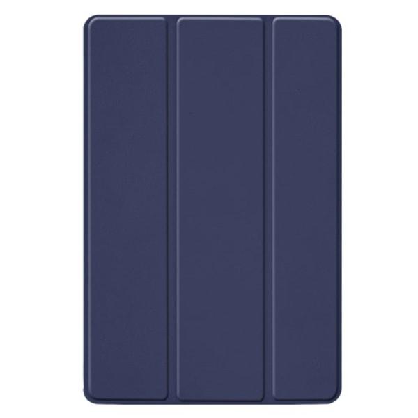 Tri-fold Fodral för Samsung Galaxy Tab S5e - Mörkblå