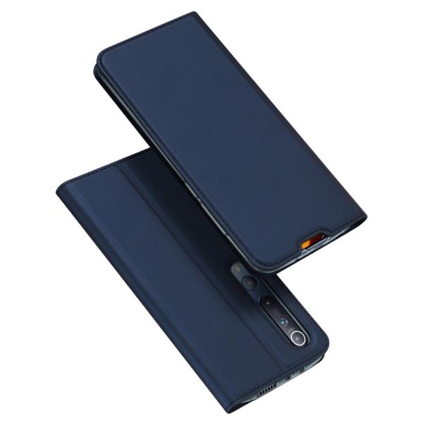 Dux Ducis Skin Pro Fodral för Xiaomi Mi 10/10 Pro - Blå
