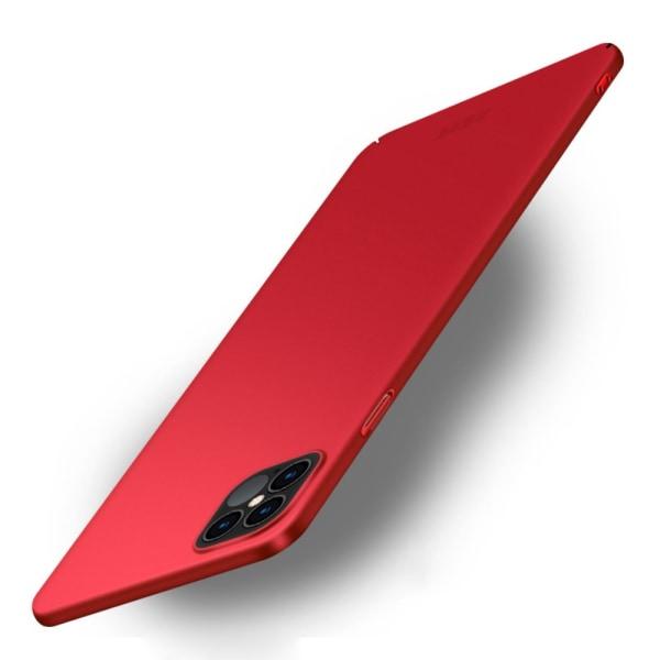 MOFI Shield Slim Skal för iPhone 12 Pro Max - Röd
