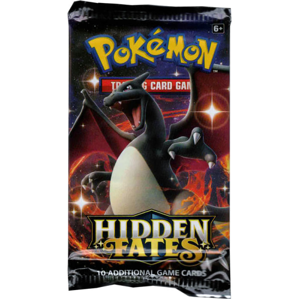 Pokemon Hidden Fates Booster Pack