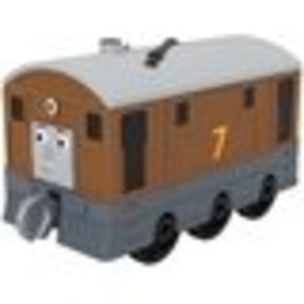 THOMAS & FRIENDS TRACKMASTER PUSH ALONG SMALL ENGINE TOBY