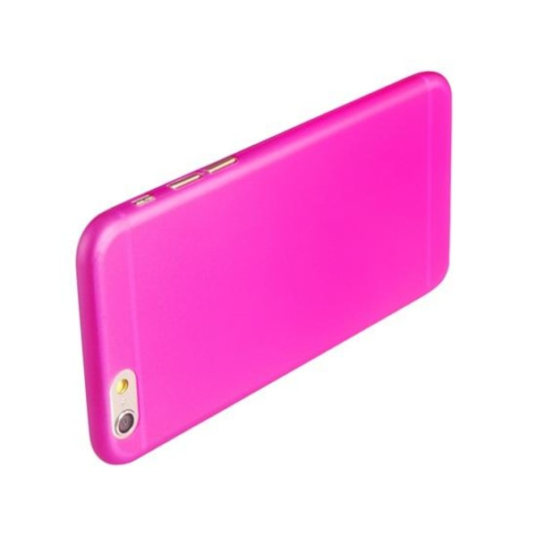 Iphone 6/6S 4.7 ultratunn plast skal skydd case rosa Rosa