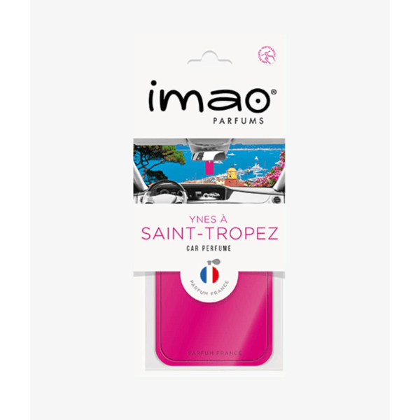 Saint Tropez doftkort / 3-pack