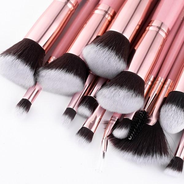 RANCAI 16st Makeup Brushes Set Eyeshadow Contour Cosmetic Brush