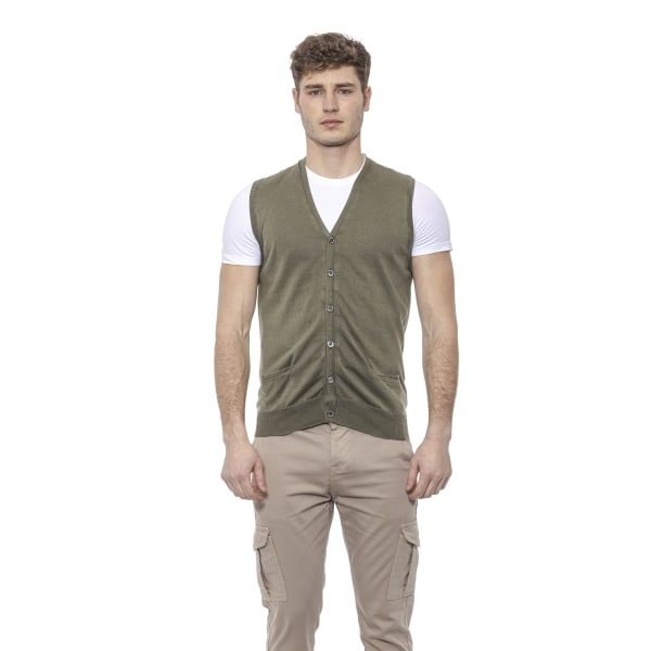 Jacket Green Alpha Studio Man IT 50 - L
