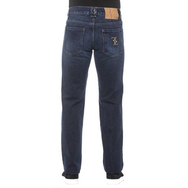 Jeans Blue Billionaire Man IT 62 - 4XL