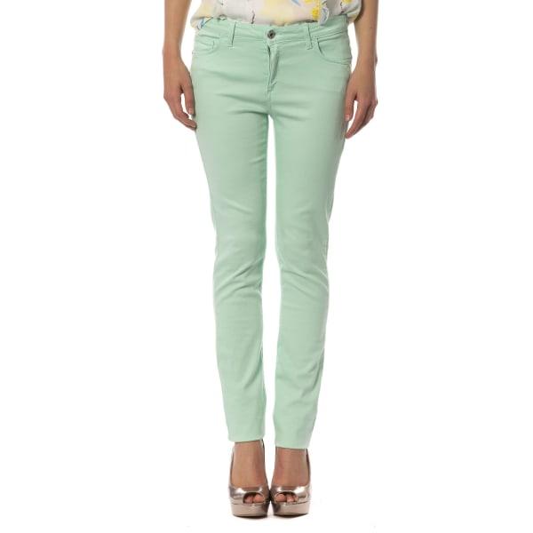Jeans Green Trussardi Woman W28