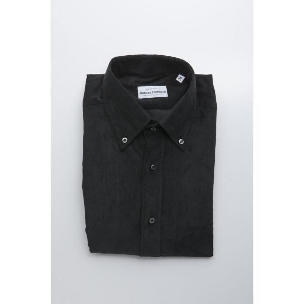 Shirt Black Robert Friedman Man 40