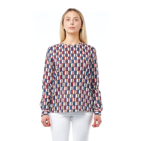 Shirt Blue Bagutta Woman L