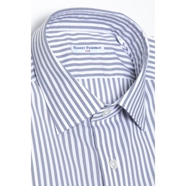 Shirt grey Robert Friedman Man 41