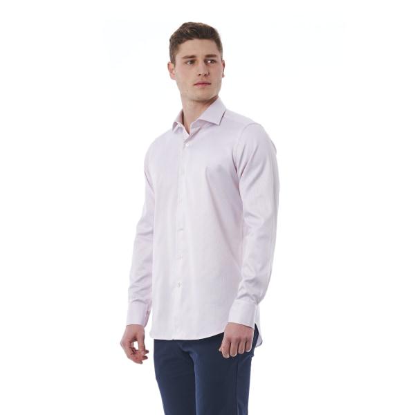 Shirt Pink Bagutta Man 43