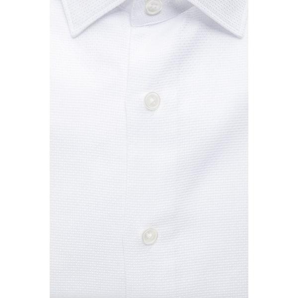 Shirt White Robert Friedman Man 40