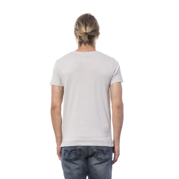 Short sleeve t-shirt grey Verri Man M