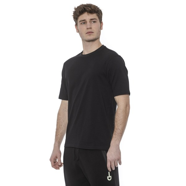 T-shirt Black Tond Man S