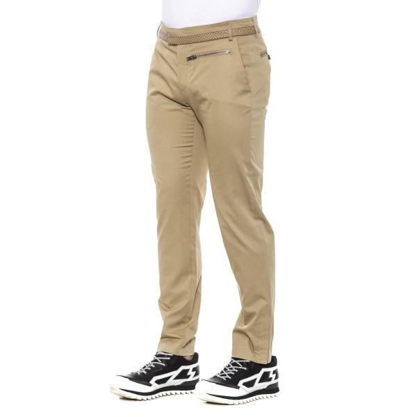 Trousers Beige Les Hommes Man IT 48 - M