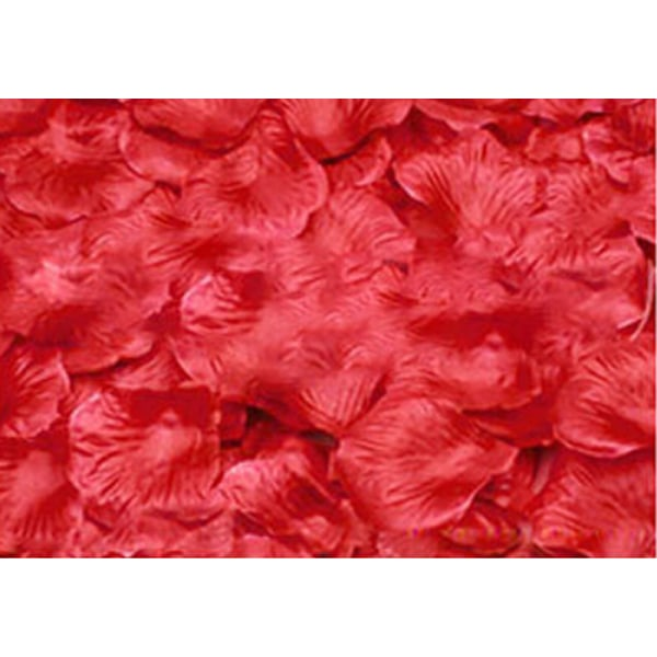 100st Chic Silk Rose Flower Petals Leaves Wedding Party Table