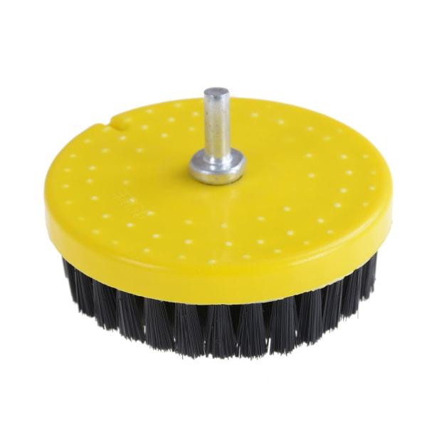 110mm Power Scrub Drill Borste för rengöring av matta soffa trä F