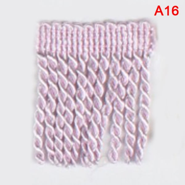 13 m Rayon Twisted Trimming Rope Lines Tassel Curtain Spetsacces