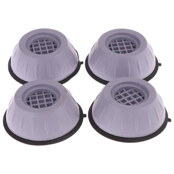 4st universal vibrationsdämpande fötterkuddar tvättmaskin gummi m