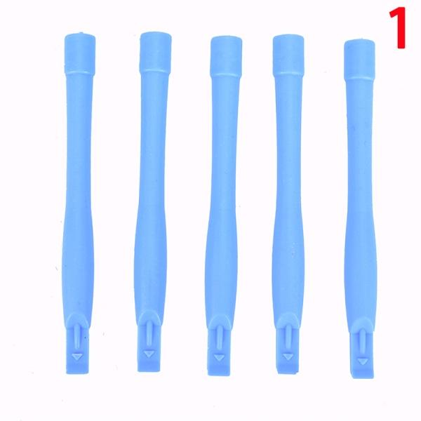 5st Plast nyfikna verktyg par öppningsverktyg fiende mobiltelefon elektr