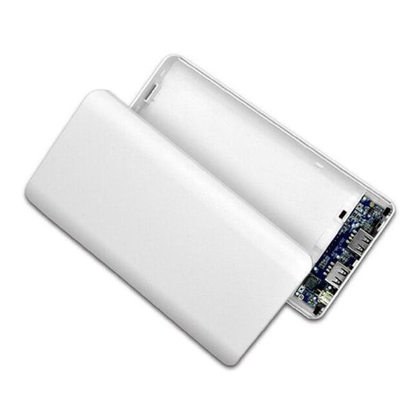 5V 2A Dual USB 2-portars batteriladdarbox 8 * 18650 DIY Power B