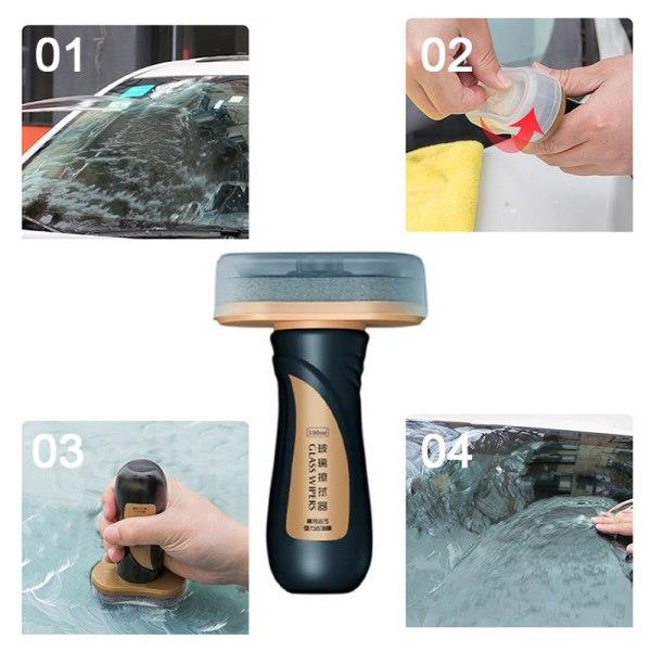 Automobile Antifogging Agent Front Windshield Cleaner Oil Film