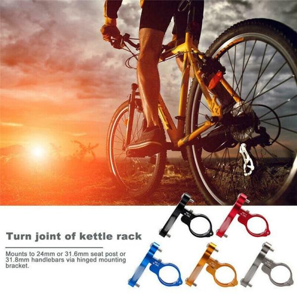 Cykelcykel Cykelvattenflaskburhållare Klämmanhållare