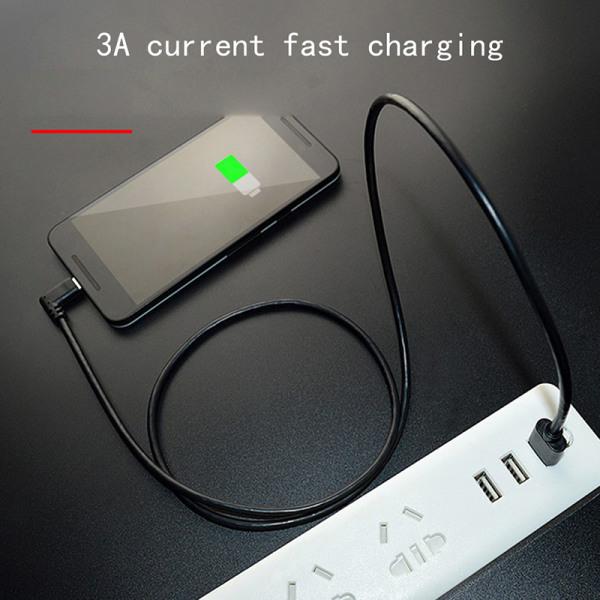 Kabel för virtual reality-utrustning - Rätvinklig USB 3.2 Gen 1