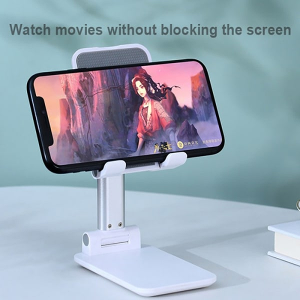 Desktop Tablet Holder Table Cell Foldable Extend SupportDesk Mo
