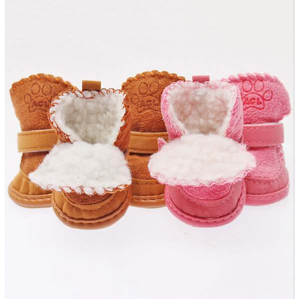 Fancy Dress up Dog Pet Cute Puppy Shoes Chihuahua Boots For Sma