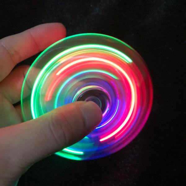 Fidget Spinner Glow in the Dark Fingertip gyroskop special wic