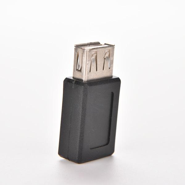 Hot Sale USB 2.0 A hona till Micro USB B 5-stift kvinnlig dataadap