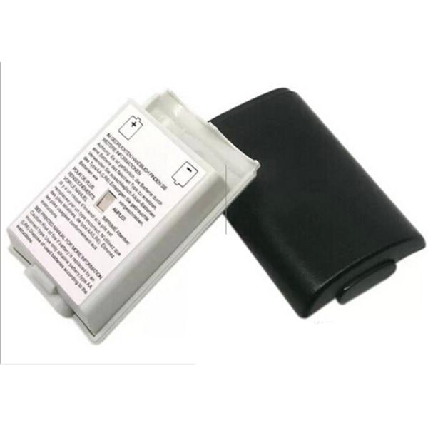 Nytt batteripaket skalväska för Xbox 360 trådlös kontroll