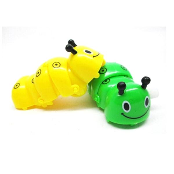 Nya söta barn roliga avvecklingsleksaker för Caterpilla Clockwork Ani