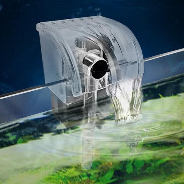Nytt vattenfall hänga på extern syrepump Vattenfilter F Aquar