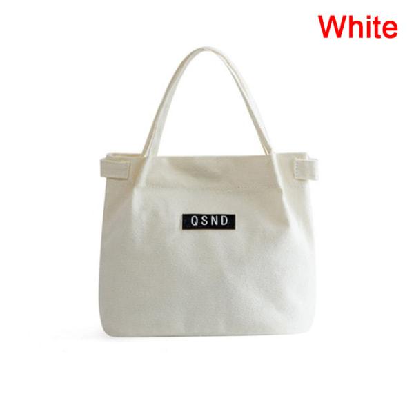 En axel duk handväska handväska fritids shopping handväska