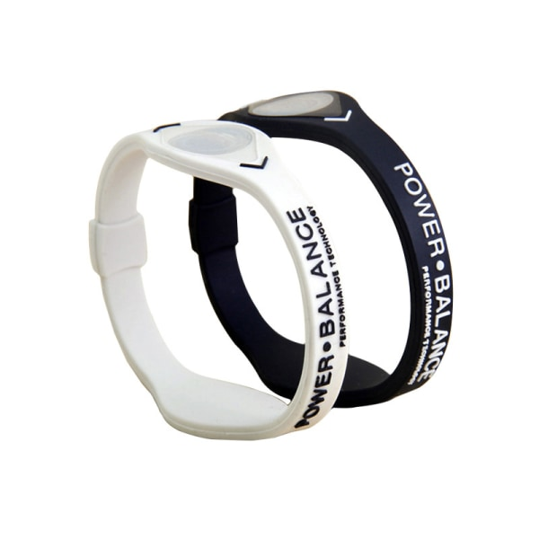 Power Balance Energy Health Armband för sportarmband Ion S